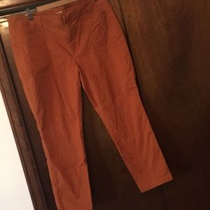 Old navy pixie cut khaki pants